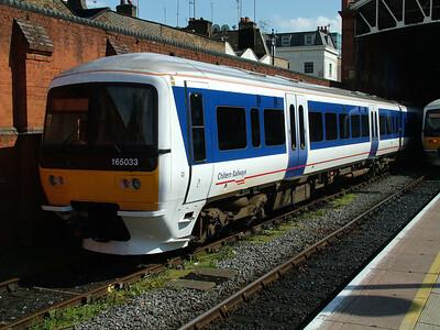 2005-04-19 - Waterloo and Marylebone