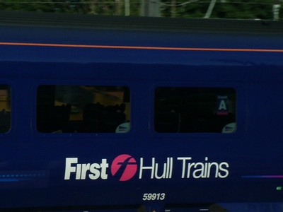 First Hull Trains logo from 180113
