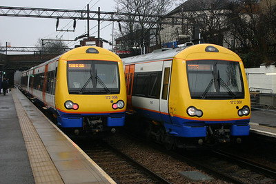 London Overground (DMUs)
