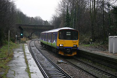 150129 at Crouch Hill