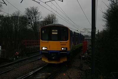 150123 at South Tottenham