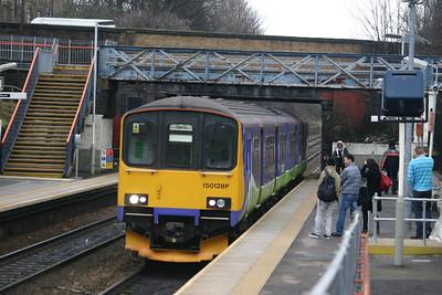 150128 at Upper Holloway
