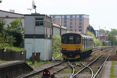 150123 at Upper Holloway