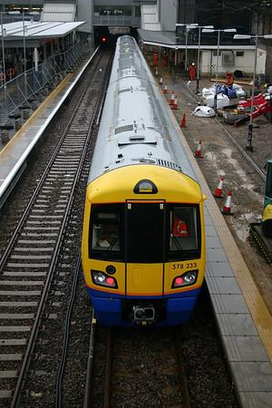 2011-01-06 - London Area