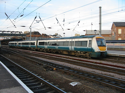 Anglia Railways - (1997 to 2004)