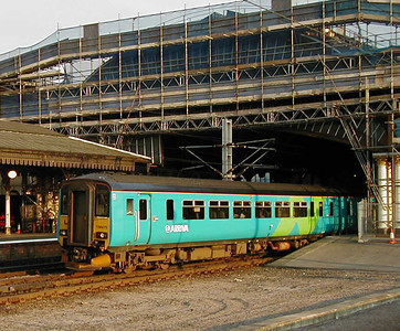 Arriva Trains Northern - (1997-2004)