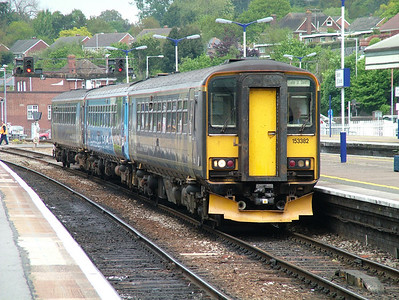 2006-05-13 - Exeter St Davids