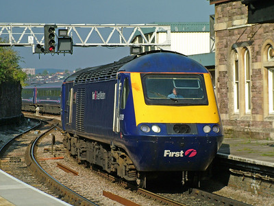 2007-08-21 - Severn Tunnel Jcn and Newport