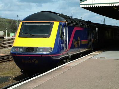 2005-04-09 - Exeter St Davids