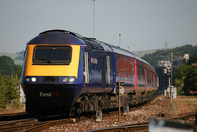 First Great Western (HSTs)