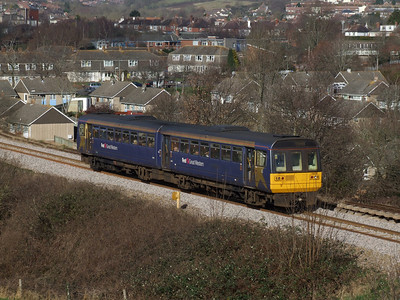 First Great Western class 142