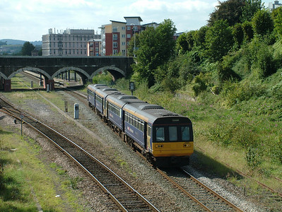 Exeter Central to Exmouth Junction