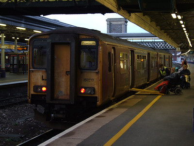 2007-12-01 - Exeter Area