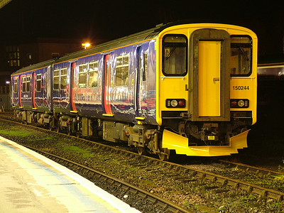 150244 - First Great Western 'Local Lines' or Wessex Trains 'The West Cornwall Experience'