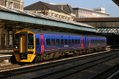 First Great Western class 158