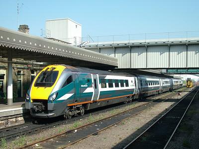 2007-04-15 - Leeds to London