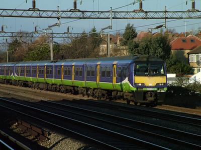 2005-12-24 to 29 - London trip