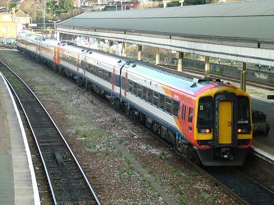 2005-01-29 - Exeter St Davids