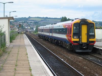 2004-07-17 - Exeter St Thomas