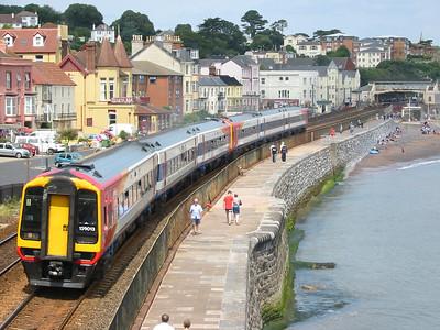2004-07-24 - Exeter, Powderham and Dawlish
