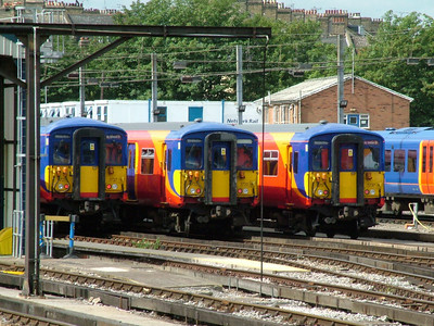 2006-08-06 - London area
