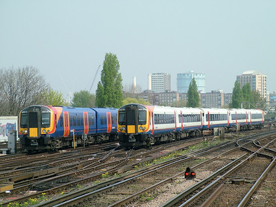South West Trains EMUs