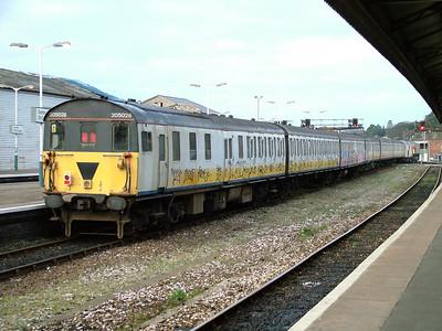2005-01-03 - Exeter St Davids