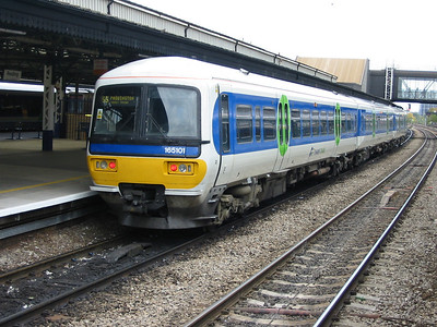 Thames Trains - (1996-2004)