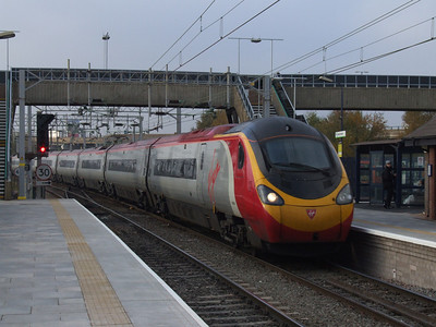2007-11-04 - Toton and Bescot