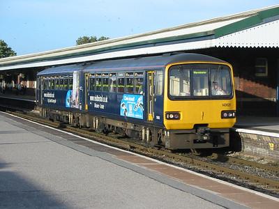 2004-08-18 - Westbury and Eastleigh