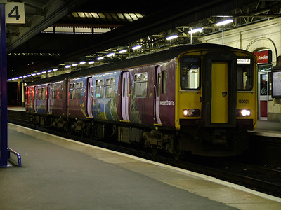 2004-11-22 - Waterloo and Exeter
