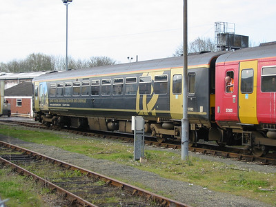 Wessex Trains class 153