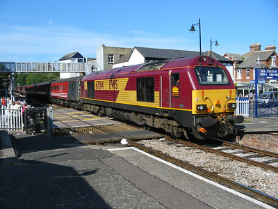 2004-07-31 - Exeter and Paignton