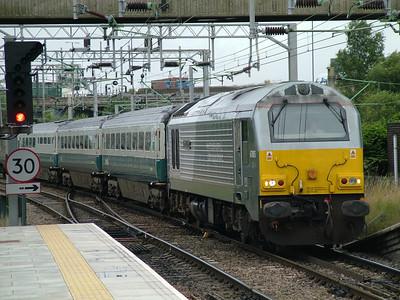 Wrexham & Shropshire - (2008-2011)