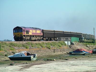 2007-08-24 - Cockwood Harbour and Dawlish