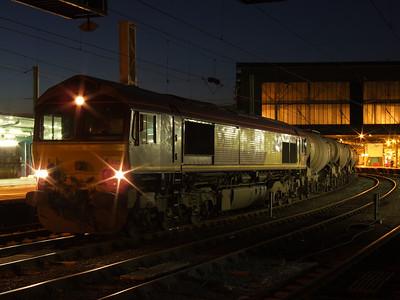 Class 66 - 661xx (EWS/DB Schenker)