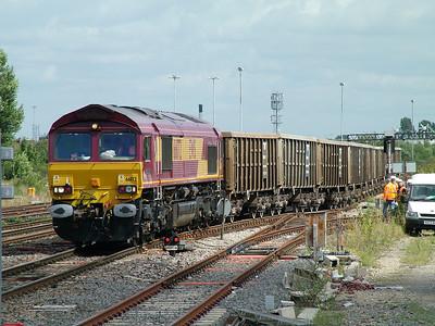 2005-08-26 - Bristol, Swindon, Westbury, Salisbury