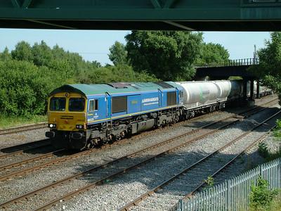 Class 66 - 666xx (Freightliner Heavy Haul)