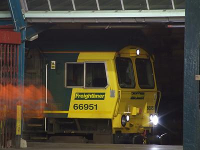 Class 66 - 669xx (Freightliner)