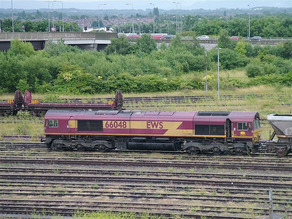 66048 at Tees Yard