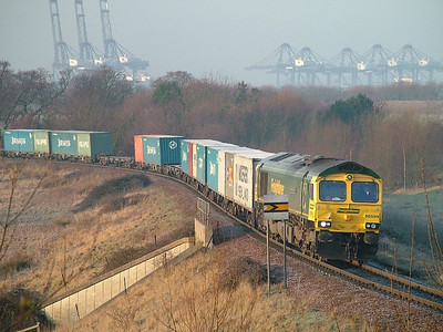 2008-12-30 - Trimley and Felixstowe