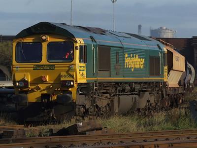 Class 66 - 665xx (Freightliner)
