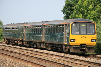 Great Western Railway class 143 DMUs