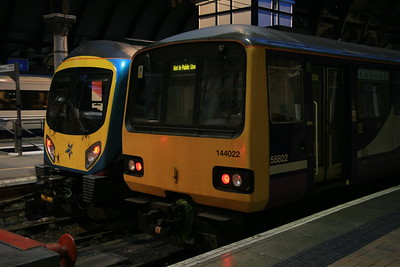 Browse Current Passenger TOCs