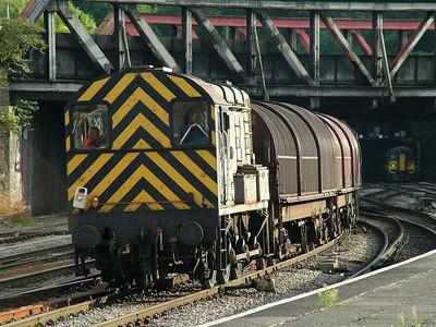 2005-08-30 - Newport, Severn Tunnel Jcn and Westbury