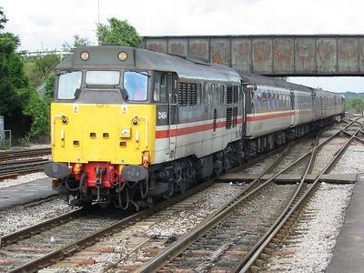 2004-07-13 - Exeter, Westbury and Bristol