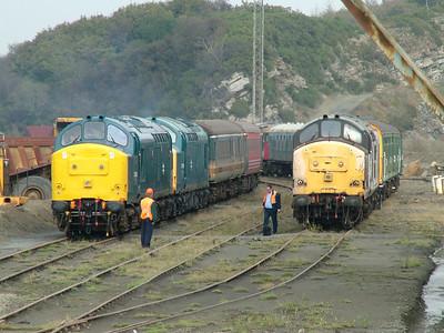 2006-10-14 - Dartmoor Railway gala