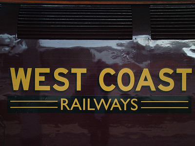 West Coast Railway Co. 37248 at Taunton - Details