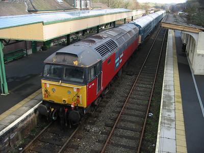 2004-01-24 - Dartmoor Railway