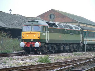 2004-12-11 - Exeter St Davids